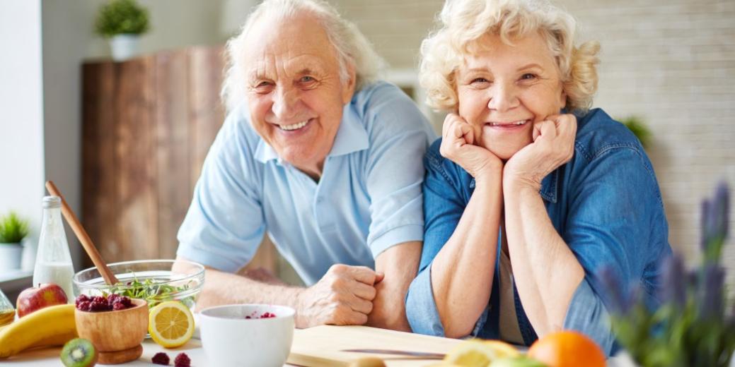 Senioren in der elite Tagespflege Pflegedienst